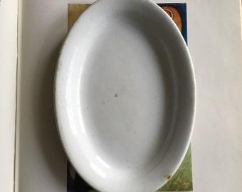 Royal Patent Ironstone Tiny Platter