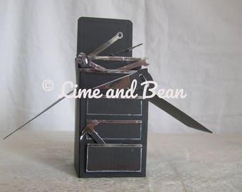 Black Tool Box Kit