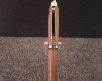 Cuban Gunmetal (Black Alder wood) Pen