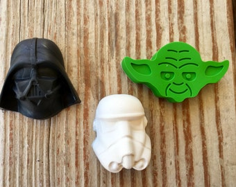 Star Wars Crayons-set of 12