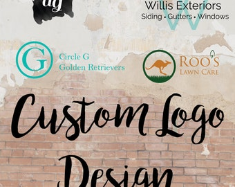 Custom Logo for Your Business - SEE DESCRIPTION