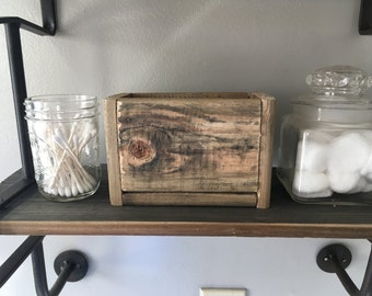 Rustic Wooden Box / Planter