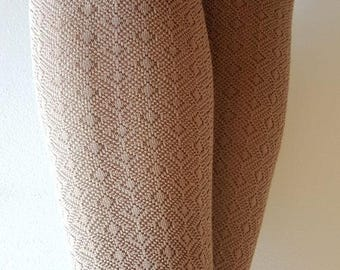 Cotton tights | Women's tights | Ladies tights | Present for Mother | Gift for women | Thermal tights