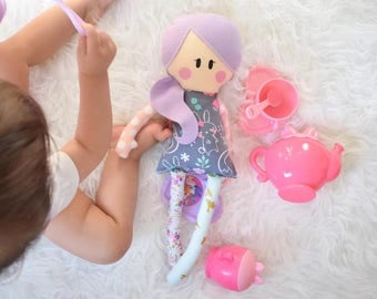 Rag Doll Pattern ~ PDF Sewing Pattern ~ Doll Sewing Pattern ~ Baby Sewing Patterns ~ Sew A Doll ~ Cloth Doll ~ Easy Patterns ~ Doll Pattern