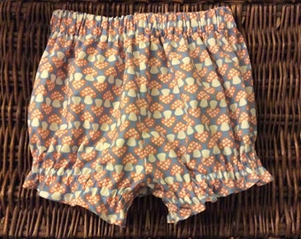 Toadstool Bloomers - 12months