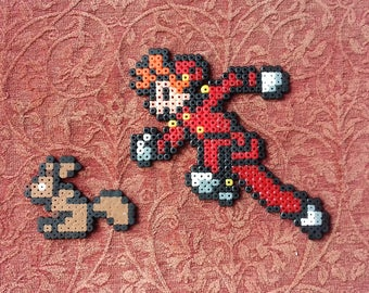 Hama Bead Spirou and Spip (Fantasio also available)