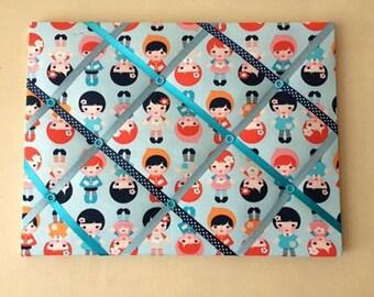 Dolls A3 Memo Board