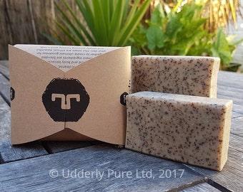 Gardeners Goat Milk Soap - 100grm