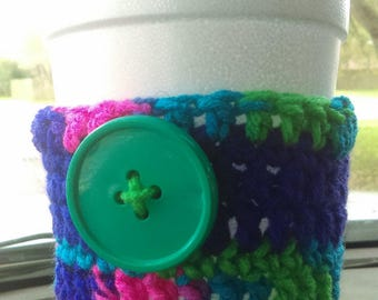 Colorful Cozy Cup