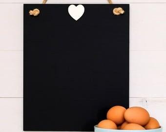 Heart Chalkboard/Blackboard