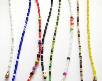 Select Your Favourite - Waist beads, Waist chains, Beach jewelry, African beads