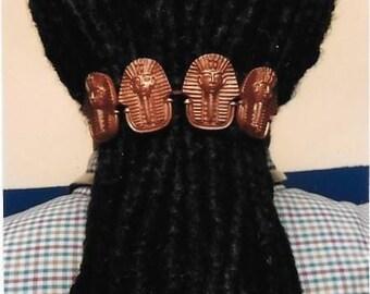 Joyfulheads Pharaoh bun wrap