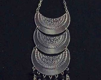 Ethnic Indian necklace tribal