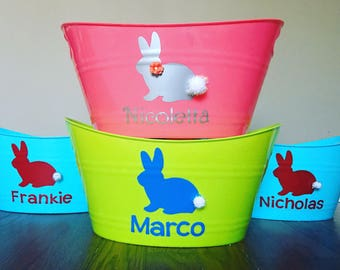 Kids Easter Buckets / baskets