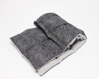 Quilted Flax Hot/Cold Therapy Wrap