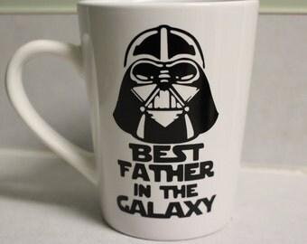 Best Father in the Galaxy 14oz Mug