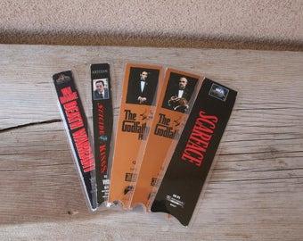 Movie Bookmarks: Death Warrant, Suicide Kings