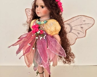 "16"" Rainbow Fairy Scarlet   43.95"