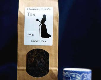 Lapsang Souchong Loose Tea, 100g. By Hannah Sell's Tea