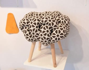 Cloud Atom stool