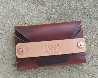 The Joiner Wallet ~ Horween Chromexcel
