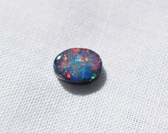 Opal #71 doublet, 0.52 ct