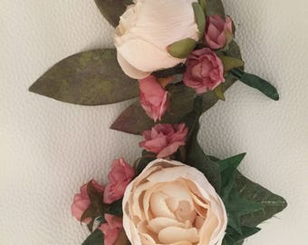 Corsarge and Boutonniere set