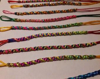 Buy 1 get 1 FREE! Colorful Friendship Bracelets