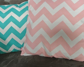 Decorative Pillows | Decorative Pillow Covers |Throw Pillows | Easter Pillow | Gifts for Home | Home Decor | DOUBLE SIDED | Zig Zag Pillow