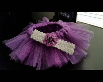 Custom Made Newborn Tutu