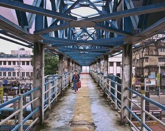 Kolkata Overpass - Photography - India