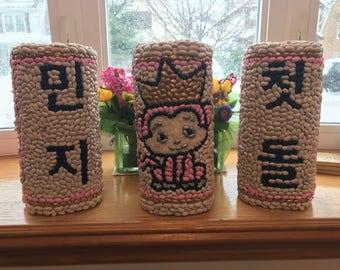 Korean dohl tower - monkey