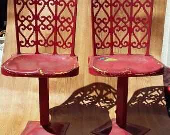 McDonald's Restaurant Chairs
