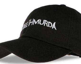 Free Shmurda Emroidered Hat Rae Sremmurd Hat Cap