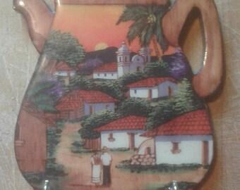 Wood schlack,from honduras