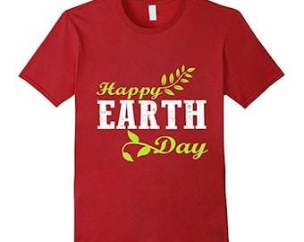 GCDigital : Happy Earth Day Digital For T-Shirt