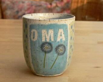 """Grandma"" mug"