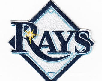 Tampa Bay Rays Patch Tampa Bay Rays Iron On Tampa Bay Rays Birthday Tampa Bay Rays Gift NOT Tampa Bay Rays embroidery design Tampa