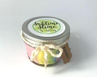 Non Toxic Slime: Rainbow