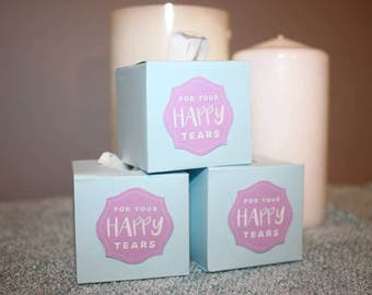 Happy Tears Boxes