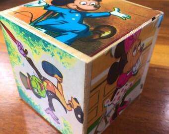Jiminy Cricket & Friends, story block 70mm