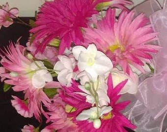 Pretty in Pink - Bridal Bouquet