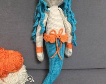 Amigurumi Denizkızı / Little Mermaid