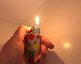 Fruity lighter