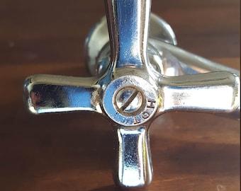 Vintage Hot Faucet