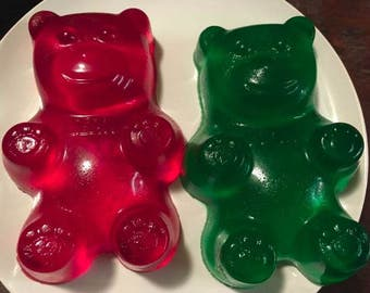 Drunk Giant Gummy Bear For Adults