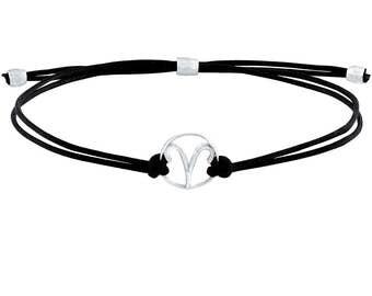 Aries Horoscope Bracelet