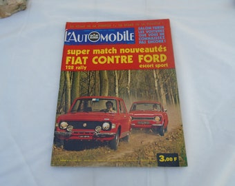 MAGAZINE VINTAGE AUTOMOTIVE