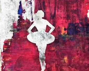 Ballet Dancer Prints
