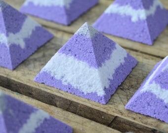 Pyramid of Power Crystal Bath Bomb
